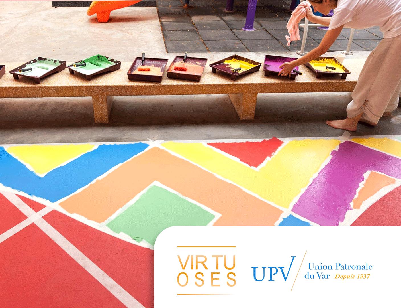 Une rentrée artistique pour l'UPV et Virtuoses Médias.