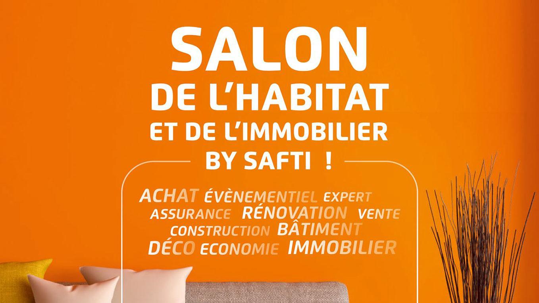 « My Safti Day » salon de l'habitat et de l'immobilier.