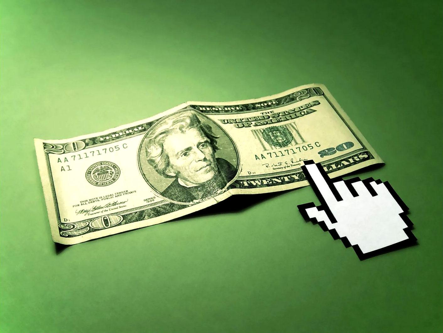 Le coût d'une campagne publicitaire sur le web.