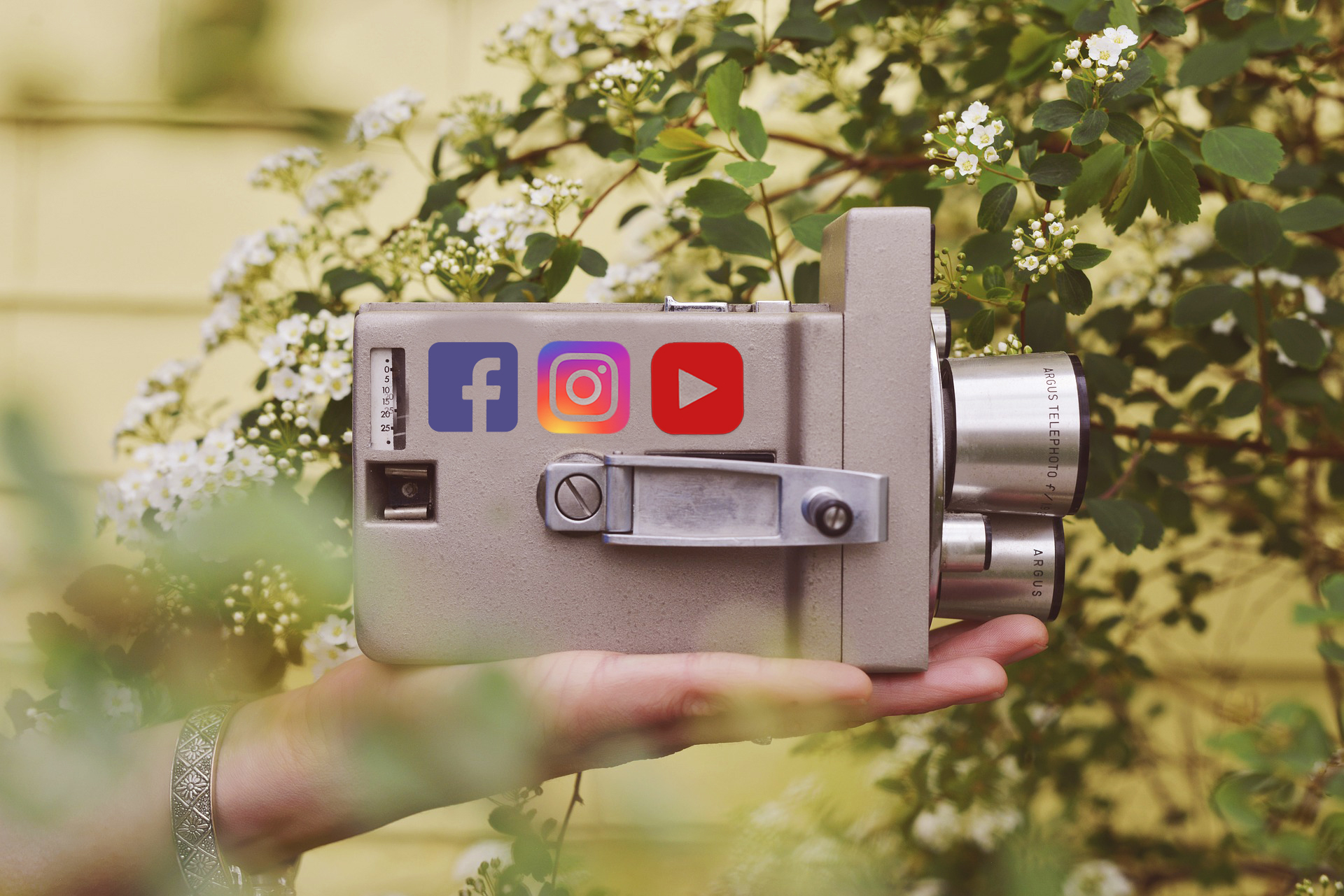 Un studio de production local pour vos communications vidéo !